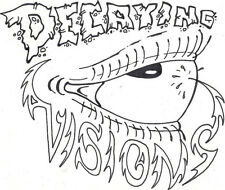 Decaying Visions Death Metal Videozines #1 to 3 DvdrsLot  New 1990-1992 Oop