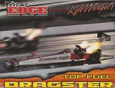 2017 Kyle Wurtzel Xtreme Edge Top Fuel Nhra postcard