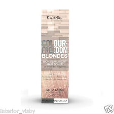 Knight & Wilson Colour Freedom Rose Blonde Non-Permanent Hair Colour Extra Large