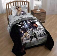 New Star Wars The Last Jedi Twin Size Comforter Unisex Kid Bedding NIP