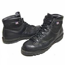 "Danner Patrol 6"" Gore-tex Mens Size 12 EE Black Leather Boots 25200 Combat"
