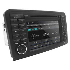 Android 7.1 Radio DVD GPS Car Stereo for Mercedes Benz W164 ML300/320 X164 GL350