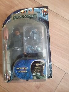 Stargate SG1diamond select toys Serpent Guard series 1 2006