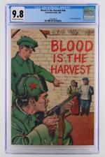 Blood Is The Harvest #nn -MINT- CGC 9.8 -1950- Atomic explosion- Single HIGHEST!