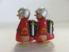 VINTAGE 1950s Marx Hap and Hop Ramp Walker Toy - WORKS!