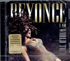 CD + DVD - BEYONCE - I Am World Tour
