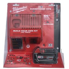 Milwaukee 48-59-1850 M18 5 Amp Battery Charger Combo New