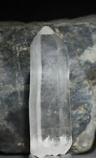 Lemurian Seed Crystal  Natural Quartz Brazil