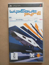 Wipeout Pure PSP Game - Free Postage