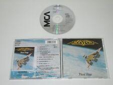 Boston / Third ETAPA (MCA MCD 06017) Cd Álbum