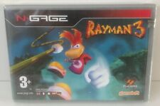 Nokia N-Gage Rayman 3 *** NEW & SEALED *** NGAGE