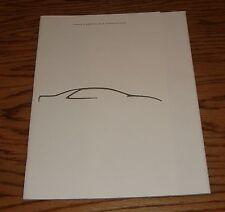Original 1995 Chrysler Concorde Deluxe Sales Brochure 95