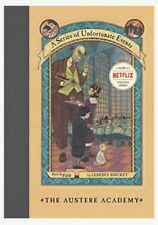 Treehousecollections: A Series of Unfortunate Events - The Austere Academy Book