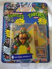 Teenage Mutant Ninja Turtles Movie Star Michaelangelo Playmates Brand New