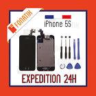 ECRAN LCD IPHONE 5S / 5C OU 5 COMPLET + VITRE TACTILE MONTE SUR CHASSIS + OUTILS