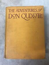 The Adventures Of Don Quixote (1928)Illus Bacharach
