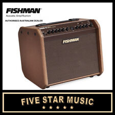 FISHMAN LOUDBOX MINI CHARGE ACOUSTIC GUITAR AMP COMBO LOUD BOX AMPLIFIER NEW