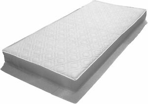 Katy Superior Spring Mattress fits Boori Cotbeds From Feb 2015 - 132x70cm