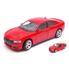 WELLY 1:24 - 27 AUTO DIE CAST DODGE CHARGER R/T 2016 ROSSO  ART 24079