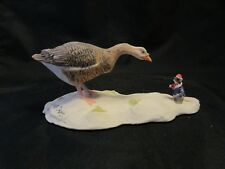 """Lowell Davis """" Arrival of Stanley"""" Goose Mouse"""