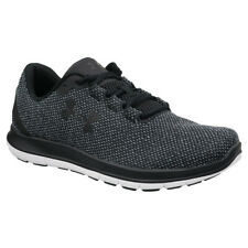 Under Armour UA Mens Remix Fw18 Sports Shoes Black Running Trainers 3020345 001