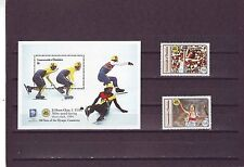 DOMINICA - SG1873-MS1875 MNH 1994 CENTENARY INTERNATIONAL OLYMPIC COMMITTEE