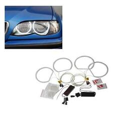 BMW X3 E83 Luci di cortesia Faro CCFL Angel Eye Kit 6000K Bianco