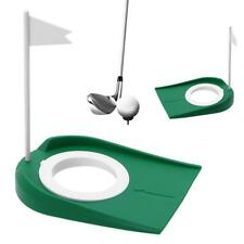 Indoor Outdoor Plastic All-Direction Golf Putting Cup Practice Aids Accessory Us