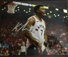 Kyle Lowry Signed Toronto Raptors Autographed 8x10 Photo (RP)