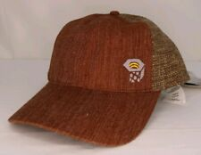 Brown Mountain Hardwear Canvas Cap Hat Snapback