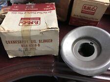 NOS 1956-1962 Ford Mercury 272 292 312 V8 Crankshaft Oil Slinger B6A-6310-B