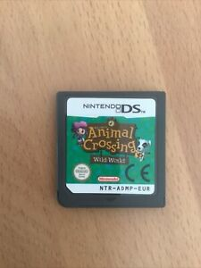 Animal Crossing: Wild World - Nintendo DS (Game Cartridge Only)