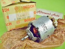 NEW OLD STOCK BOSCH 0130111102 Blower Motor for some Mercedes Benz W123 cars