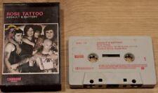 1st Edition Metal Music Cassettes