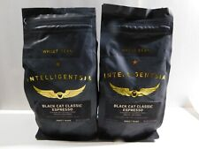 Intelligentsia Black Cat Classic Espresso Direct Trade - 12oz  2 Pack  4/2021