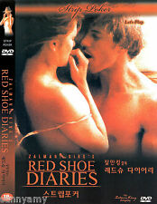 Red Shoe Diaries - Strip Poker / Train / Hard Labor (Adult) 3 Films 1 DVD (NEW)