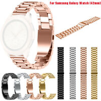 Luxury Stainless Steel Wristband Replacement Strap For Samsung Galaxy Watch US