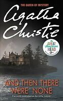 And Then There Were None, Paperback by Christie, Agatha, Brand New, Free P&P ...