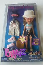 Bratz Beach Party Yasmin 2002 Limited Edition Doll *New In Box*