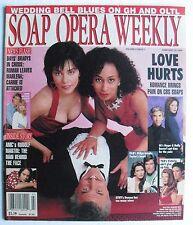 ATWT's MARGARET REED TAMARA TUNIE MICHAEL SWAN Feb. 15, 1994 SOAP OPERA WEEKLY