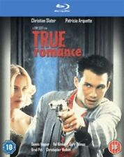 True Romance [Blu-ray + UV Copy] -CHRISTIAN SLATER-BRAND NEW SEALED