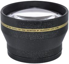 77MM 2.2X TELEPHOTO ZOOM LENS FOR CANON EOS REBEL 5D Mark III WITH 24-70mm LENS