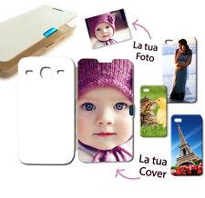 CUSTODIA FLIP COVER CASE SLIM PERSONALIZZATA SMARTPHONE Samsung Galaxy S3 I9300