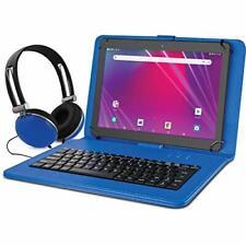 "XO Vision EGQ239BDBU 10.1""tablet Keyboard Fc Blue"
