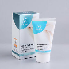 Unisex Herbal Permanent Hair Removal Cream Stop Hair Growth Inhibitor Remover XP