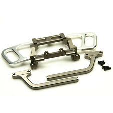 Metal Front Bumper Bull Bar Fr AXIAL Wraith 1/10 RC Rock Crawler Car