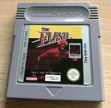 The Flash Nintendo Gameboy Game.Made in Japan