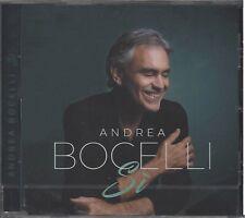 SI Andrea Bocelli Audio-cd deutsch 2018