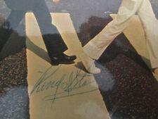 Beatles abbey road lp uk copy, signed by all band members! Music memorabilia