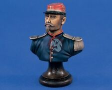 Verlinden 200mm (1/9) French Army Officer circa 1900 Bust [Resin Figure] 1513